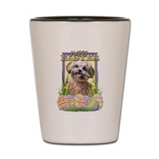 Easter Egg Cookies - ShihPoo Shot Glass