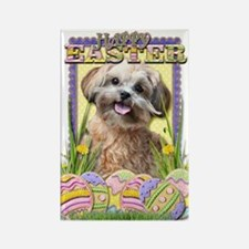 Easter Egg Cookies - ShihPoo Rectangle Magnet