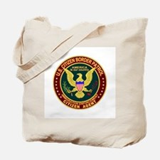 Border Patrol, Cit MX -  Tote Bag