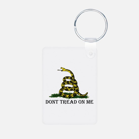 Don't Tread On Me Keychains