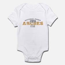 Arches National Park Utah Infant Bodysuit
