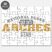 Arches National Park Utah Puzzle