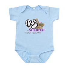 Zebra1 Body Suit