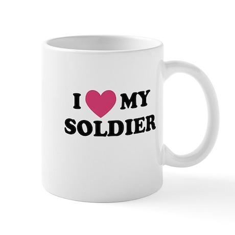 Soldier1 Mugs