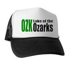Lake of the Ozarks Trucker Hat OZK