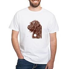 Chocolate Labradoodle 4 Shirt