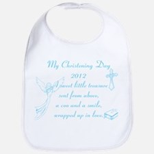 My Christening Day Bib