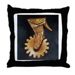 Spurred Throw Pillow