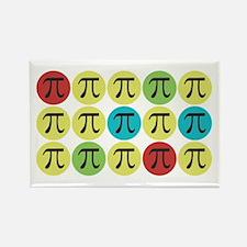 Mod Pi Rectangle Magnet
