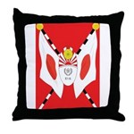 Kempeitai Throw Pillow