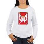 Kempeitai Women's Long Sleeve T-Shirt