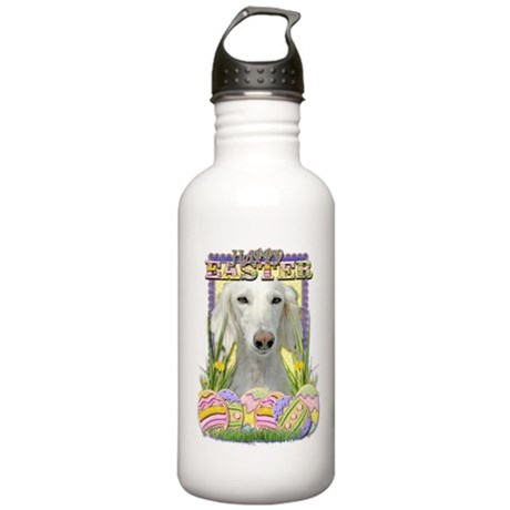 Easter Egg Cookies - Saluki Stainless Water Bottle