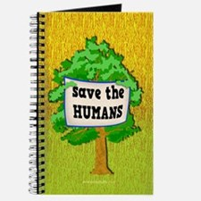 Save the Humans... Journal