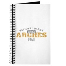 Arches National Park Utah Journal