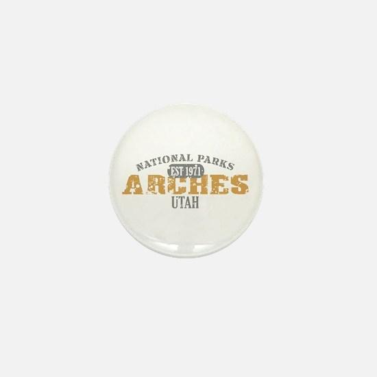 Arches National Park Utah Mini Button