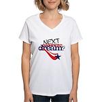 Next american dream Women's V-Neck T-Shirt