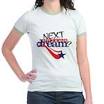 Next american dream Jr. Ringer T-Shirt