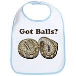 Got Balls? Bib