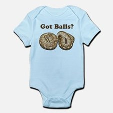 Got Balls? Infant Bodysuit