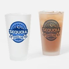Sequoia Blue Drinking Glass