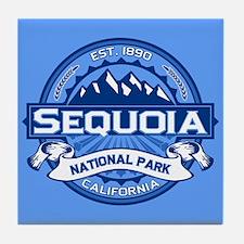 Sequoia Blue Tile Coaster