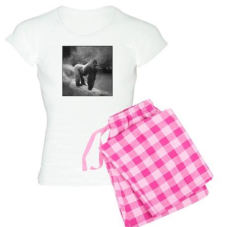 Silverback Gorilla Women's Light Pajamas