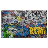 Graffiti Framed Prints