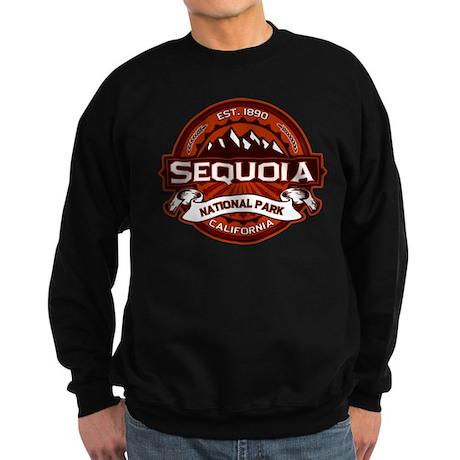Sequoia Crimson Sweatshirt (dark)