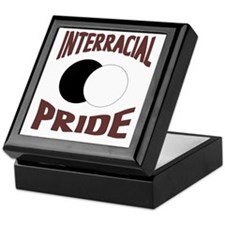 Interracial/Biracial Pride Keepsake Box