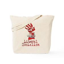 Liberal Socialism Tote Bag