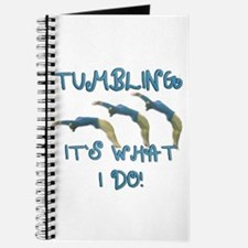 Tumbling Gymnast Journal