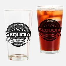 Sequoia Ansel Adams Drinking Glass