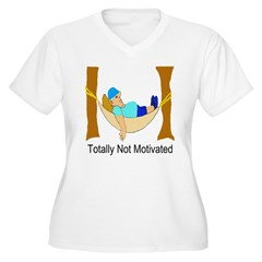 Totally Not Motivated Light T T-Shirt