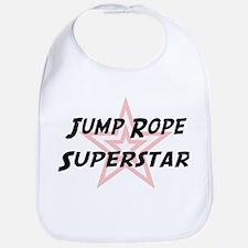 Jump Rope Superstar Bib