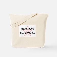 Gardening Superstar Tote Bag