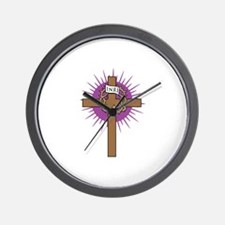 Unique Palm sunday Wall Clock