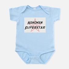 Hangman Superstar Infant Creeper