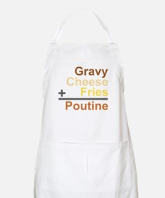 The Poutine Equation Apron