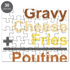The Poutine Equation Puzzle