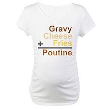 The Poutine Equation Shirt