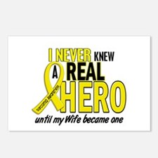 Real Hero Sarcoma Postcards (Package of 8)