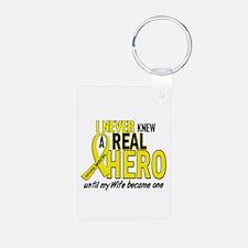 Real Hero Sarcoma Keychains