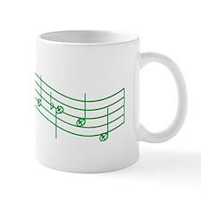 """Clover Green """"Rue's Whistle"""" Mug"""