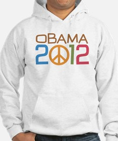 Obama Peace Sign Hoodie