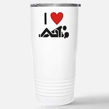Loving Sex Travel Mug