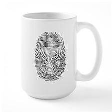 ID in Christ Mug
