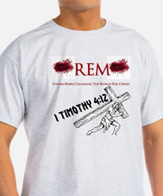 REM Carry Your Cross Daily T-Shirt