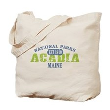 Acadia National Park Maine Tote Bag