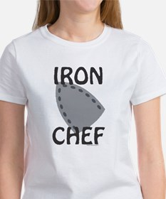 IRON CHEF Women's T-Shirt