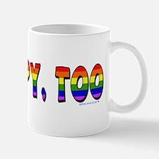 HAPPY & GAY Mug
